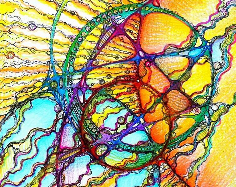 нейрографика пример работы