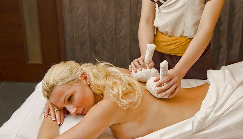 особенный прием тайского массажа